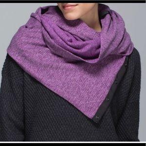 Lulu lemon vinyasa scarf